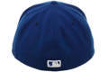 Picture of Toronto Blue Jays New Era Home Authentic Collection On Field Home 59FIFTY Performance Fitted Hat
