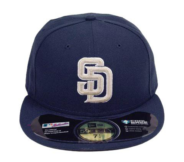 Picture of San Diego Padres AC Perf Road 59Fifty