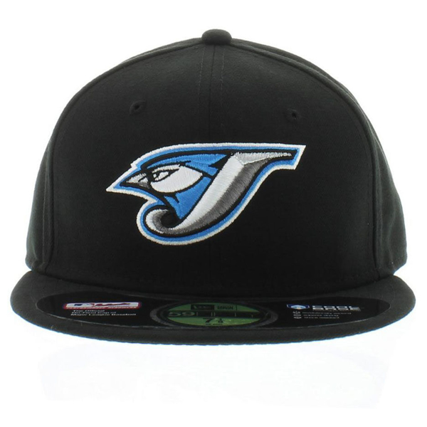 super popular d0778 8d189 Picture of Toronto Blue Jays Authentic On Field Game Cooperstown 59fifty  New Era Fitted Cap
