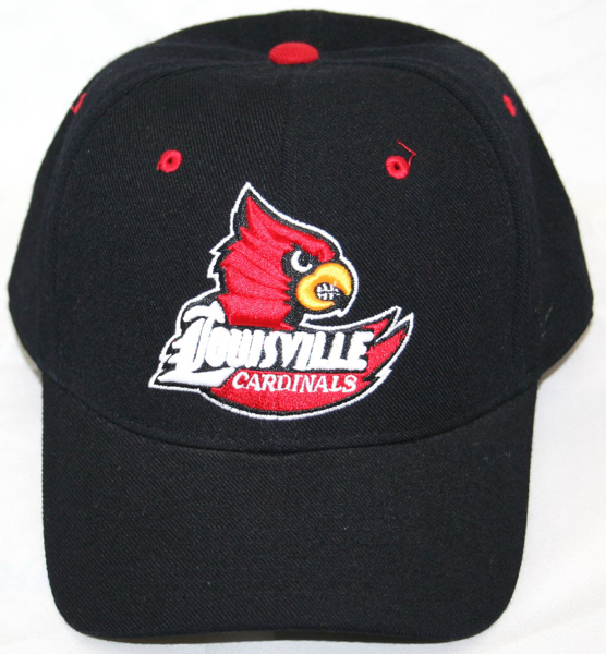 Picture of Louisville Cardinals DHS (Birdwing) Zephyr Hat