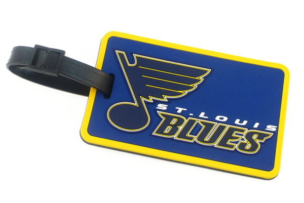 Picture of St. Louis Blues Bag Tag