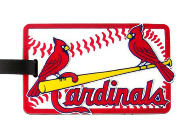 Picture of St. Louis Cardinals MLB Soft Bag Luggage Tag