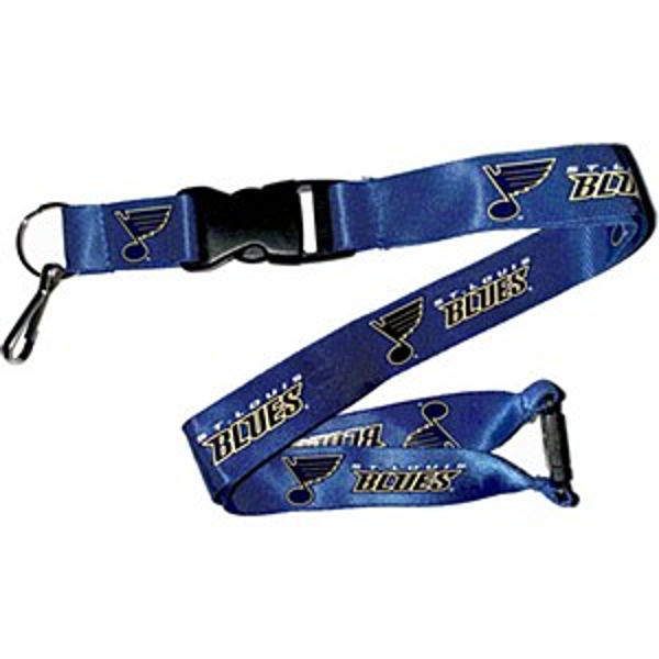 Picture of Blues Team Lanyard