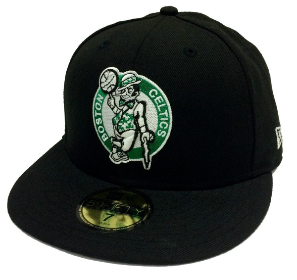 Picture of New Era Boston Celtics HWC Basic 5950 Fitted Cap