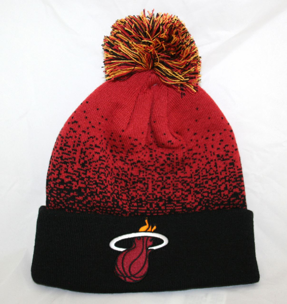 Picture of Miami Heat Team Logo Gradient Knit