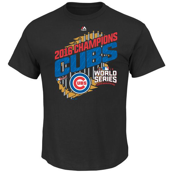 Picture of Chicago Cubs 2016 World Series Parade Tee