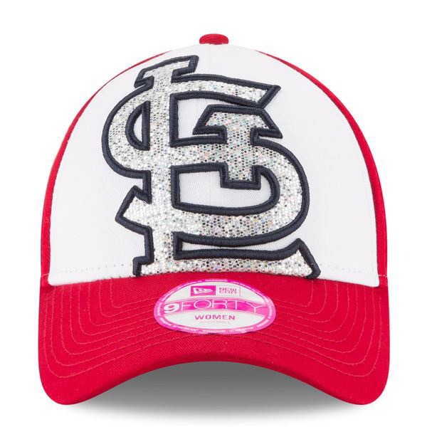 Picture of St. Louis Cardinals Glitter Glam 940 Hat