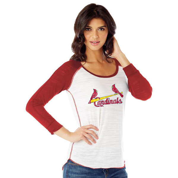 Picture of St. Louis Cardinals Ladies Ladies Multi Count Baseball Jersey