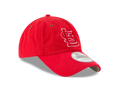 Picture of St Louis Cardinals MLB New Era Washed Canvas 9TWENTY Adjustable Womens Cap Hat