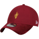 Picture of Men's Cleveland Cavaliers New Era Maroon 2017 NBA Draft Official On Court Collection 9TWENTY Adjustable Hat