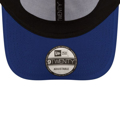 Picture of Men's Golden State Warriors New Era Royal 2017 NBA Draft Official On Court Collection 9TWENTY Adjustable Hat