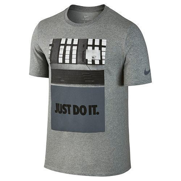 "Picture of Men's Nike Dri-FIT Core ""Just Do It"" Performance Basketball Tee"