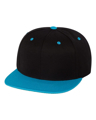 Picture of Yupoong - Classic Flat Bill Snapback Cap