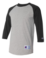 Picture of Champion - Raglan Baseball T-Shirt