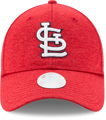 Picture of New Era St. Louis Cardinals  Red Shadow Sleek  9TWENTY Adjustable Hat