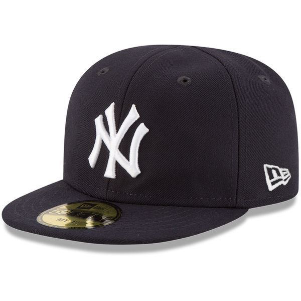 Picture of New York Yankees New Era Game Authentic Collection On-Field 59FIFTY Fitted Hat - Navy
