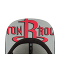 Picture of Men's Houston Rockets New Era On Court 2017 Black Original Fit 9FIFTY Adjustable Snapback Hat