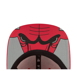 Picture of Chicago Bulls New Era 2017 NBA Draft Official On Court Collection 9FIFTY Snapback Hat - Red