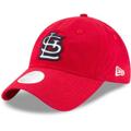 Picture of St. Louis Cardinals New Era Women's Team Glisten 9TWENTY Adjustable Hat - Red