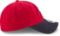 Picture of Men's St. Louis Cardinals New Era Navy/Red 2Tone Core Classic 9TWENTY Adjustable Hat