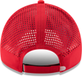 Picture of Men's St. Louis Cardinals New Era Red Perforated Pivot 2 9TWENTY Adjustable Hat