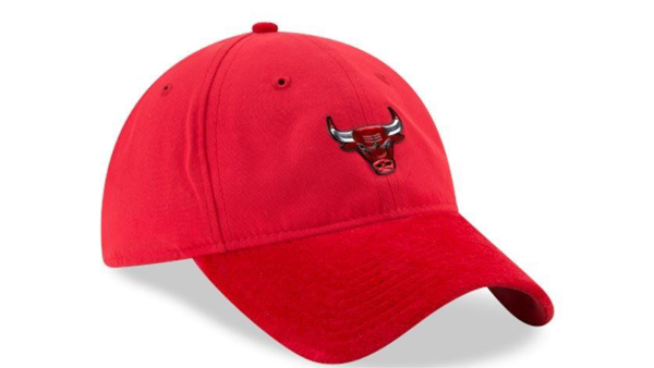 Picture of Chicago Bulls 2017 NBA Draft On Court Collection 920 Red