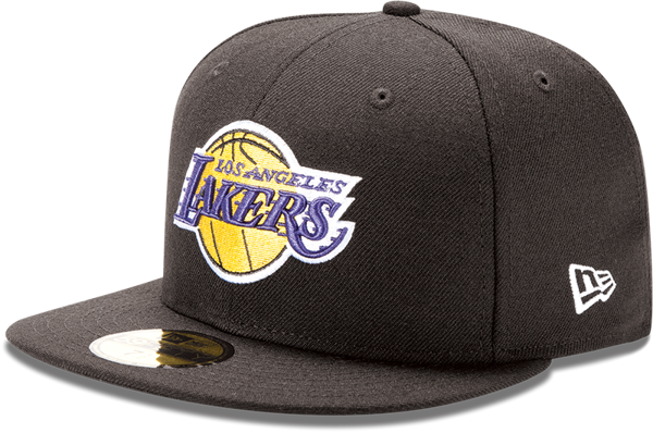 Picture of New Era Los Angeles Lakers Hardwood Classic Basic 5950 Hat
