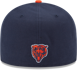 Picture of New Era Chicago Bears Logo Zoom 5950 Hat