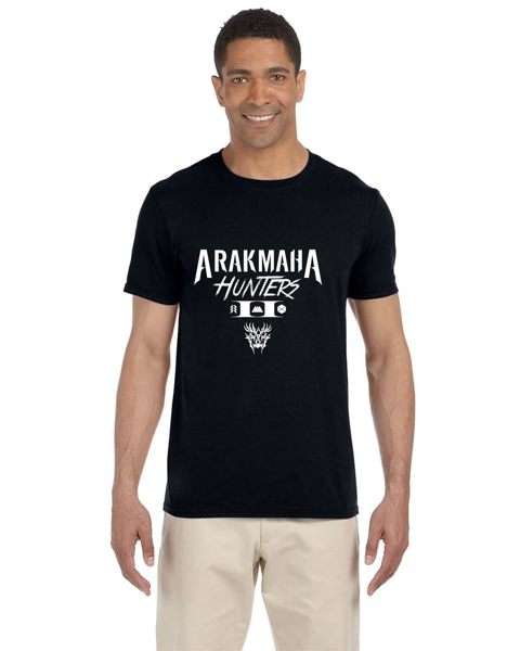 Picture of Arakmaha Hunter 2 Tee Black