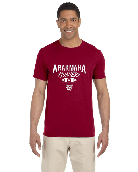 Picture of Arakmaha Hunter 2 Tee Red