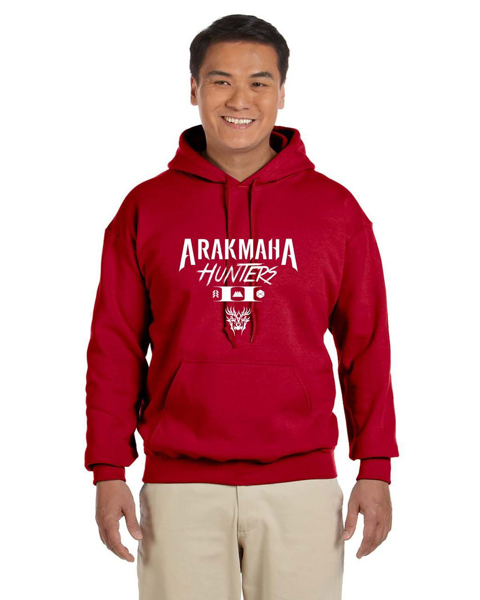Picture of Arakmaha Hunter 2 Hoodie Red