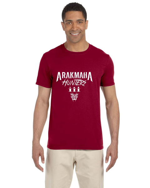 Picture of Arakmaha Hunter 3 Tee Red