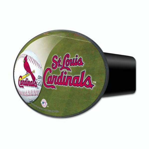 Picture of St. Louis Cardinals Major League Baseball MLB Multi Color 3 in 1 Trailer Hitch Cover