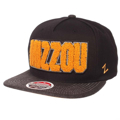 Picture of University of Missouri Tigers Jock Snapback Hat