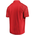 Picture of Men's St. Louis Cardinals Majestic Red Strong and Graphic Cool Base Polo