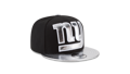 Picture of New York Giants New Era Shiny Trim Official 9FIFTY Snapback Hat