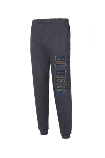 Picture of NHL Men's Graphic Cuffed Knit Lounge Pants - St. Louis Blues