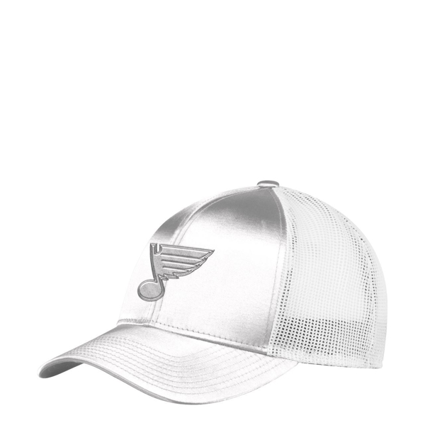 Picture of St. Louis Blues W Meshback Silver Hat Adjustable