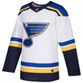 Picture of St. Louis Blues Adidas AdiZero Authentic Away NHL Hockey Jersey
