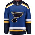 Picture of St. Louis Blues Fanatics Branded Breakaway Home Jersey - Blue
