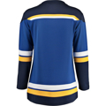 Picture of St. Louis Blues Fanatics Branded Women's Breakaway Home Jersey - Blue