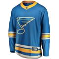 Picture of St. Louis Blues Fanatics Branded Alternate Breakaway Jersey – Blue