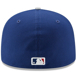 Picture of Los Angeles Dodgers New Era Diamond Era 59FIFTY Fitted Hat - Royal/Gray