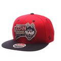 "Picture of University of Connecticut ""Statehood"" Huskey Adjustable Snapback"