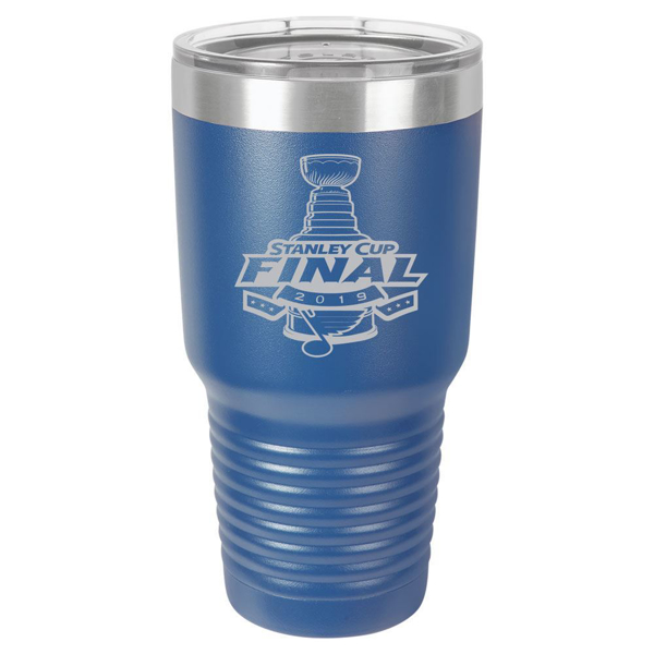 Picture of St. Louis Blues Stanley Cup Royal 30oz. Ultra Tumbler