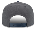 Picture of Men's Chicago Bears New Era Heathered Charcoal/Navy Historic 9FIFTY Adjustable Snapback Hat