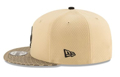 Picture of New Era 9Fifty Hat New Orleans Saints Sideline 17 On Field Adjustable Snapback Cap
