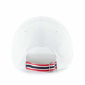 St. Louis Cardinals '47 WOMEN'S White & Red Heart Logo Clean Up Adj. Hat Cap
