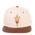 Zephyr Arizona State Havana 32/5 Pitch Snapback Hat