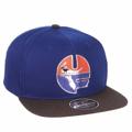"""Florida Gators Zephyr """"Imprint"""" 1979 Vault Logo Structured Adj Flat Bill Hat Cap"""